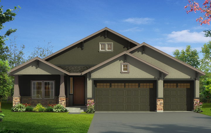 windsor ridge homes model